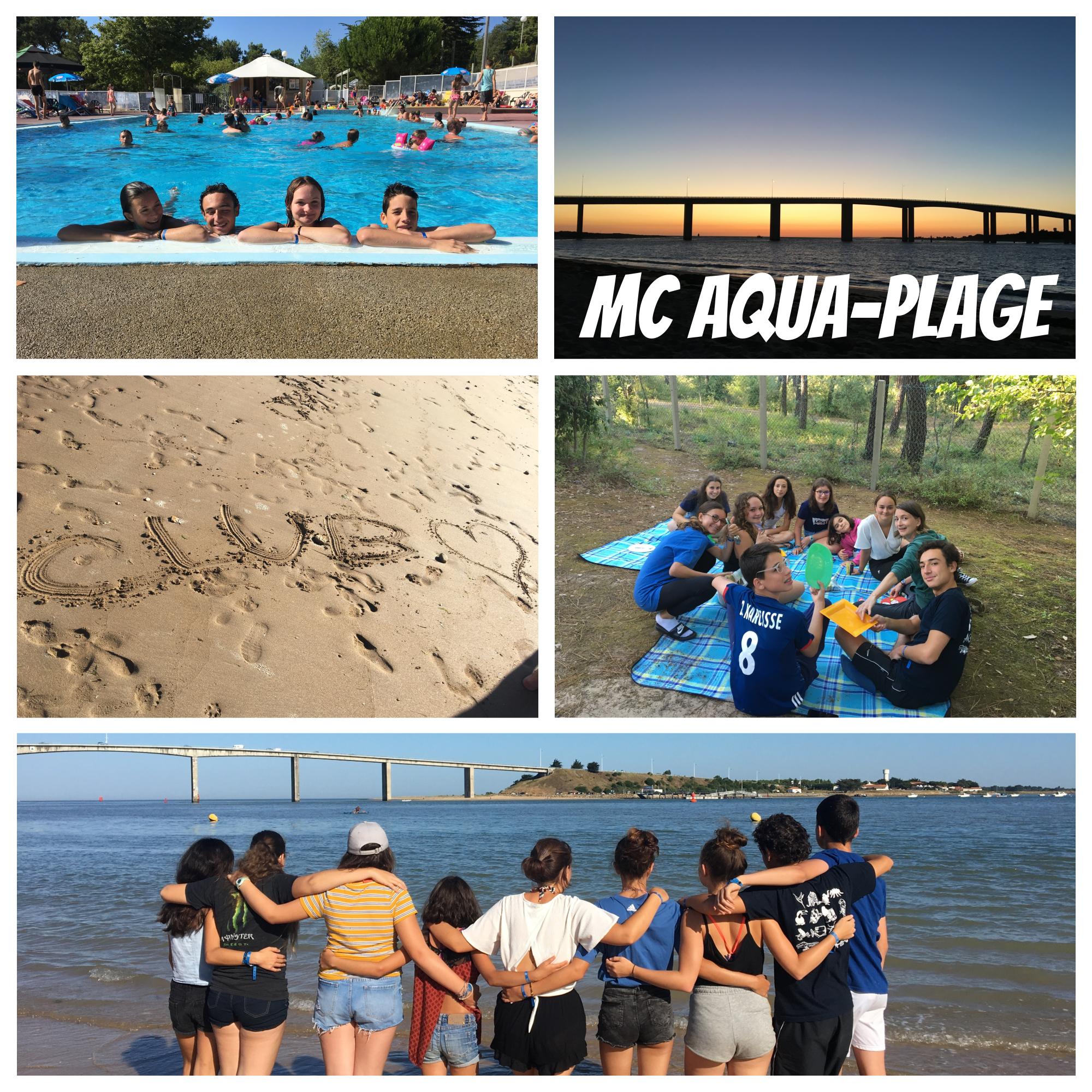 MC Aqua plage